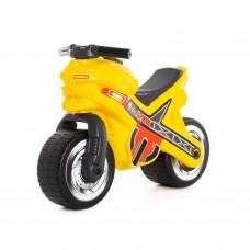 """Детская игрушка Каталка-мотоцикл """"МХ"""" (Полиция) арт. 80578 Полесье"""