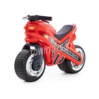 """Детская игрушка каталка-мотоцикл """"МХ"""" арт. 46512 ПОЛЕСЬЕ"""