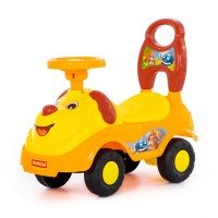 """Детская игрушка машинка каталка """"Лёва"""" арт. 77967 ПОЛЕСЬЕ"""
