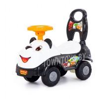 """Детская игрушка машинка каталка """"Панда"""" арт. 77981 ПОЛЕСЬЕ"""