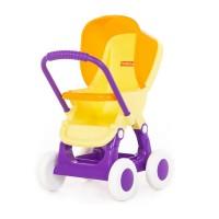Детская игрушка коляска для кукол прогулочная 4-х колёсная (в пакете) арт. 48134 Полесье в Минске
