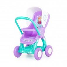 Детская игрушка коляска для кукол прогулочная «Холодное сердце» Disney арт. 70791