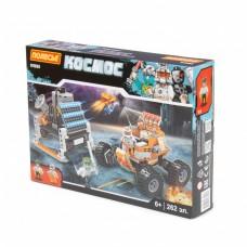 """Детский конструктор серии  """"Классик"""" """"Космос-5"""" (262 элемента) арт. 81995. Аналог LEGO (ЛЕГО)."""
