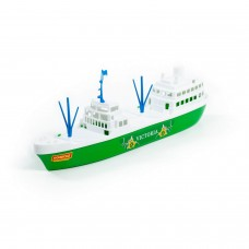 """Детская игрушка Корабль """"Виктория"""" арт. 56399 Полесье"""