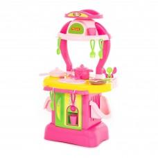 """Детская игрушечная кухня """"Изящная"""" №1 (в коробке) арт. 42583 Полесье в Минске"""