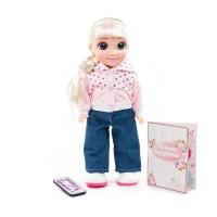 """Кукла на радиоуправлении """"Кристина"""" (37 см) на прогулке (в коробке) арт. 79312 Полесье в Минске"""