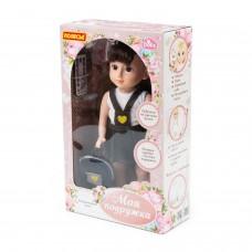 """Кукла """"Вика"""" (36 см) в школе на радиоуправлении (ходит, поёт, рассказывает сказки, туфельки светятся) (в коробке) арт. 79329 Полесье"""