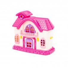 """Детская игрушка кукольный домик """"Сказка"""" (в пакете) арт. 78254 Полесье"""