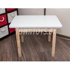 Детский столик для детей со скругленными углами арт. SLN-705050