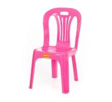 Детский стул пластиковый арт. 44341 Полесье