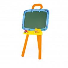 Детский мольберт для рисования двусторонний арт. 47915 ПОЛЕСЬЕ