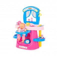 """Детский игровой набор для девочек """"Няня"""" (в контейнере) арт.0124 Полесье"""