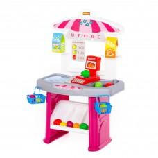 """Детский игровой набор-мини """"Супермаркет"""" (в пакете) арт. 53404 Полесье"""