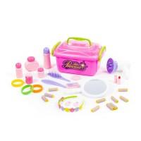 """Детский набор для девочек """"Маленькая принцесса"""" №7 (в контейнере) арт. 53497 Полесье"""