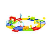 Детская игрушка гоночный трек №1 арт. 40114 (в пакете) ПОЛЕСЬЕ в Минске