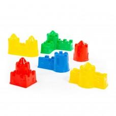 Детские формочки для игр с песком №543  арт. 54302 Полесье
