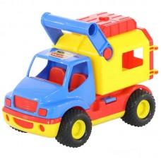 """Детская игрушка """"КонсТрак - фургон"""", автомобиль (в сеточке) арт. 0544 Полесье"""