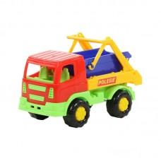 """Детская игрушка """"Тёма"""", автомобиль-коммунальная спецмашина арт. 3291 Полесье"""