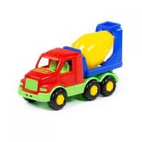 """Детская игрушка """"Максик"""", автомобиль-бетоновоз арт. 35158 Полесье"""
