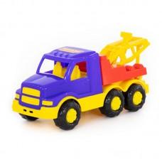 """Детская игрушка """"Гоша"""", автомобиль-эвакуатор, 35219, Полесье"""