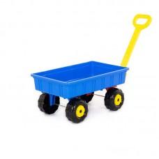 """Детская игрушка Тележка """"Дачная"""", 36971, Полесье"""