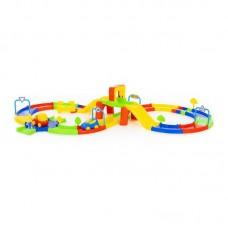 Детская игрушка Гоночный трек №2 (в коробке) арт. 37589 Полесье