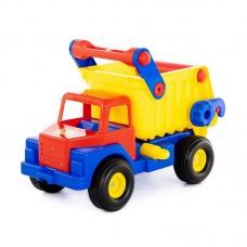Детская игрушка Автомобиль-самосвал №1 с резиновыми колёсами, 37916, Полесье