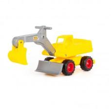 Детская игрушка Мега-экскаватор колёсный, 38050, Полесье