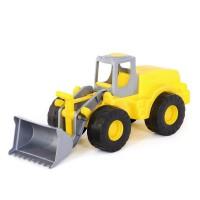 """Детская игрушка """"Гранит"""", трактор-погрузчик, 38272, Полесье"""