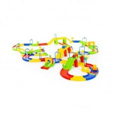 Детская игрушка Гоночный трек №4 (в пакете) арт. 40206 Полесье