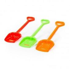 Детская лопата для песка и снега. Лопатка детская большая (длина 50 см) арт. 4147 Полесье