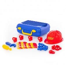 """Детская игрушка Набор """"Механик 2"""" (31 элемент) (в чемодане) арт. 43184 Полесье"""