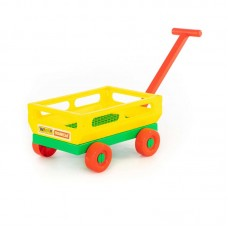 Детская игрушка Тележка с ручкой №2 арт. 44396 Полесье