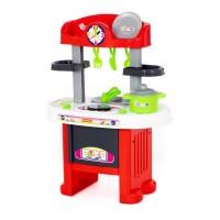 """Детская игрушка Набор """"BU-BU"""" №9. Игрушечная кухня БУ-БУ со звуковыми эффектами (в коробке) арт. 44570 Полесье"""