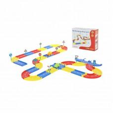 Детская игрушка Гоночный трек №5 (в коробке), 44730, Полесье