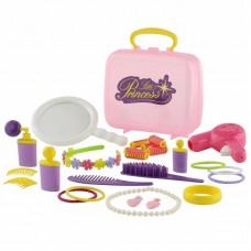 """Детская игрушка набор для девочек """"Маленькая принцесса"""" №2 (в чемоданчике) арт. 47311 Полесье"""
