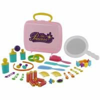 """Детская игрушка набор для девочек """"Маленькая принцесса"""" №3 (в чемоданчике) арт. 47328 Полесье"""