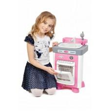 """Детский набор """"Carmen"""" №3 с посудомоечной машиной и мойкой (в пакете), 47946, Полесье"""