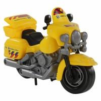 Детская игрушка Мотоцикл скорая помощь (NL) (в пакете), 48097, Полесье