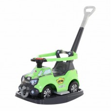 """Детская игрушка Каталка-автомобиль """"Sokol"""" многофункциональная (со звуковым сигналом) арт. 48240 Полесье"""