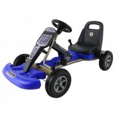 """Детская игрушка Каталка-автомобиль с педалями """"Карт"""" арт. 49551 Полесье"""