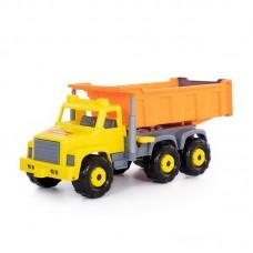 """Детская игрушка """"Супергигант"""", автомобиль-самосвал, 5113, Полесье"""