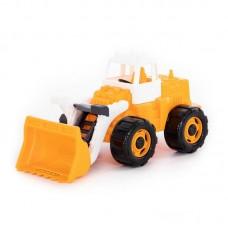"""Детская игрушка """"Вулкан"""", трактор-погрузчик, 52254, Полесье"""