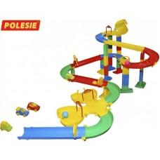 Детская игрушка Горка для шариков, набор №4 (в пакете), 52919, Полесье