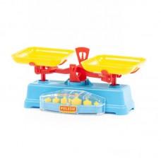 """Детская игрушка Игровой набор """"Весы"""" (в сеточке), 53770, Полесье"""