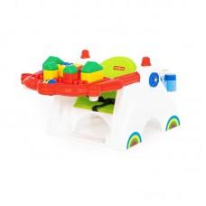 """Детская игрушка Игровой центр """"Беби"""" + набор (17 элементов) (в пакете) арт. 54555, Полесье"""