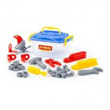 """Детская игрушка Набор """"Механик"""" (41 элемент) (в контейнере), 56610, Полесье"""
