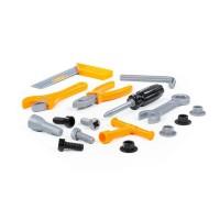 Детская игрушка Набор инструментов №12 (17 элементов) (в пакете) арт. 59277 Полесье