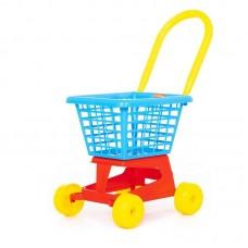 """Детская игрушка Тележка """"Supermarket"""" №1 арт. 61980 Полесье"""