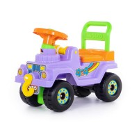 Детская игрушка Джип 4х4 (сиреневый) арт. 62802 Полесье